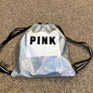 Victoria's Secret PINK Drawstring bag